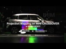 MINIJAM2011 projection mapping シーン