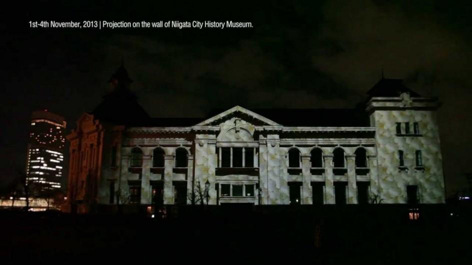 みなとぴあ(新潟市歴史博物館)2013.11